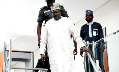 Babachir Lawal:I can be president of this country