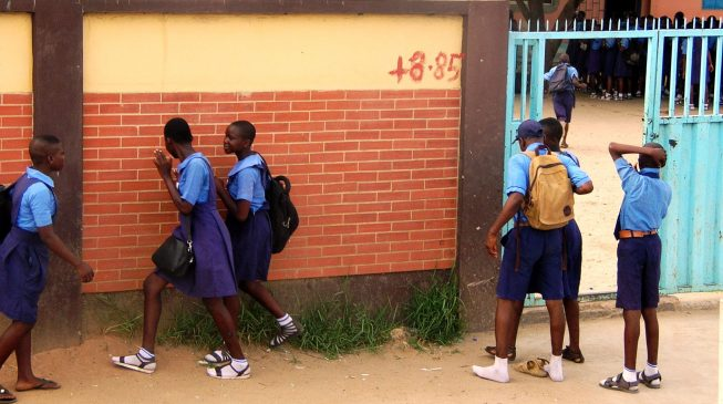 Schools resumption blues