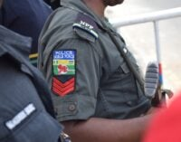 Police unveil identity of slain corporal, launch manhunt for his killers