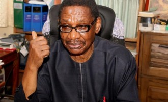 Sagay replies APC: I'm not creating enemies for Buhari