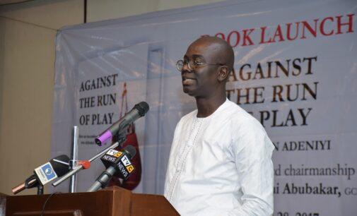 Segun Adeniyi to unveil new book on Nov 22