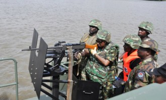 Pirates kill two soldiers in Bayelsa