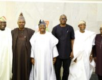 WE MUST UNITE: All southern governors to meet in Lagos