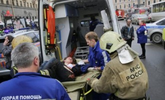 10 killed, 50 injured as explosions rock Russia's second-largest city