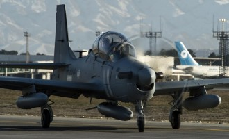 Boko Haram war: Air force seeks speedy delivery of Tucano aircraft