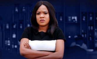 Toyin Abraham tackles MC Galaxy for asking ladies to go nude for money