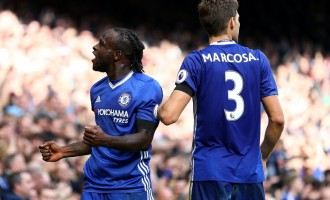 Moses returns to help Chelsea cruise past Bournemouth