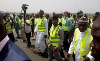'It looks as if things are going well', says Osinbajo after inspecting Abuja runway