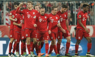 Bayern Munich wins fifth consecutive Bundesliga title