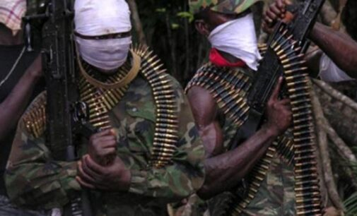 'Militants' kill soldier, two NSCDC operatives in Rivers