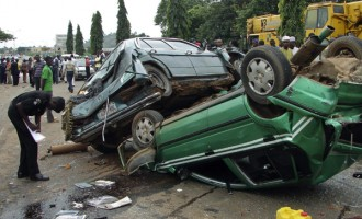 FRSC: More road crashes, less deaths recorded during 2018 Eid-el-Fitr