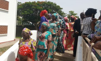 DSS transfers freed Chibok girls to rehabilitation camp