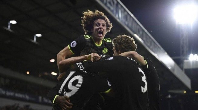 Chelsea crowned champions of England