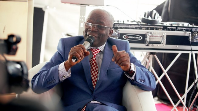 Falana asks police to reverse dismissal of officers who invaded Clark's house