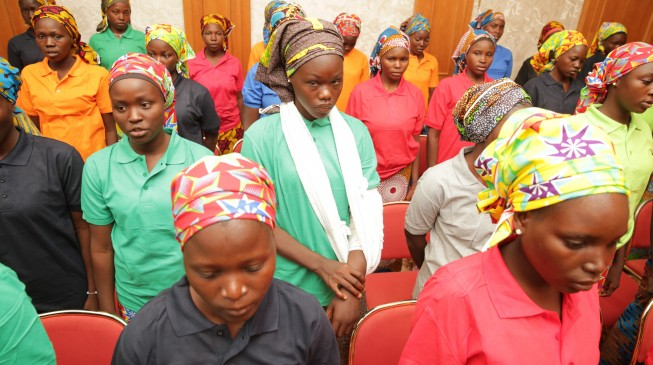 FG: Some released Chibok girls require surgery