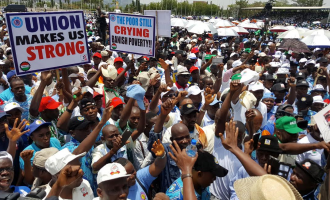 NLC: Minimum wage will determine workers' voting pattern
