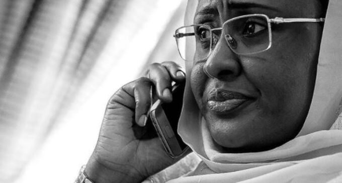 Aisha Buhari: Bad people have taken over the country from us