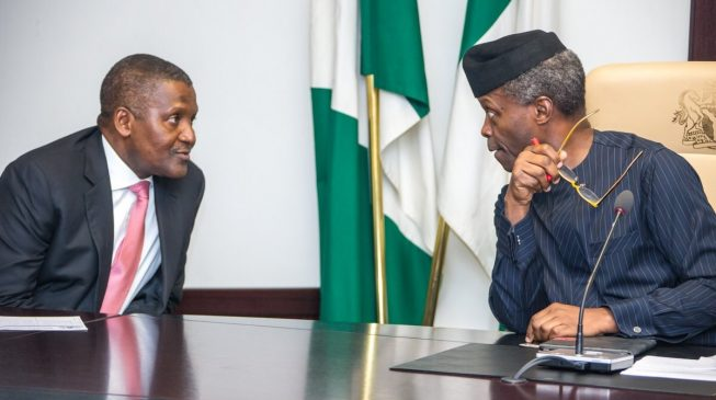 Dangote to get 3-year tax relief after constructing Apapa-Oworonshoki road