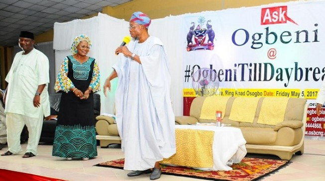 Aregbesola: I can contest election anywhere in the south-west