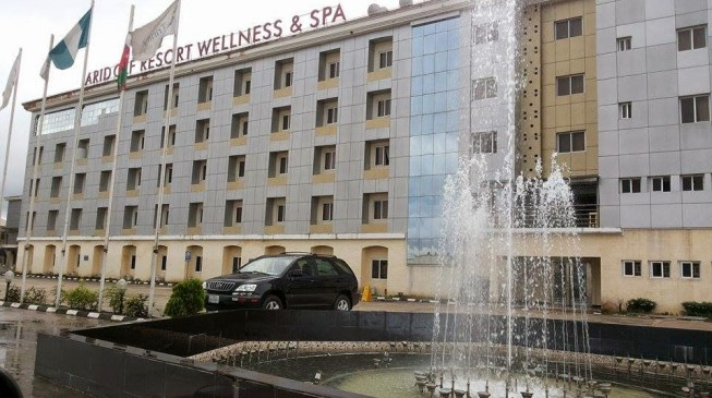Dickson's former aide dies inside Patience Jonathan's hotel