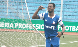 Rivers United's Ayo Saka wins inaugural VAT Wonder Goal award