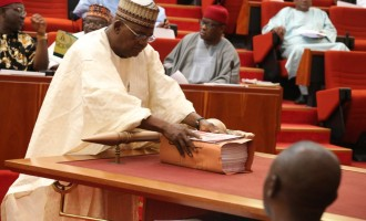 Senate: MDAs delaying passage of 2018 budget