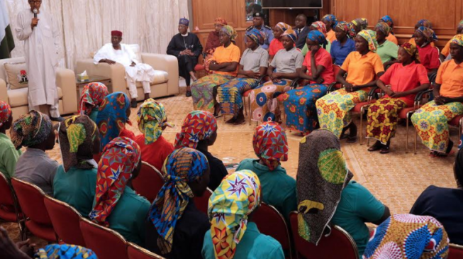 Chibok girls: Boko Haram came for robbery… our kidnap was accidental