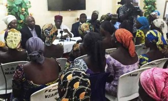Chibok parents: APC hasn't done enough to rescue our daughters
