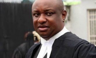 I won't thank those who wished me well, says Keyamo after getting SAN title