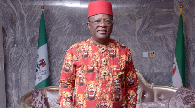 Ebonyi governor declares public holiday for PVC collection
