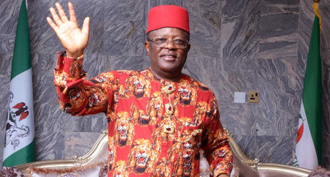 APC govs forum DG: Umahi is an asset to our party
