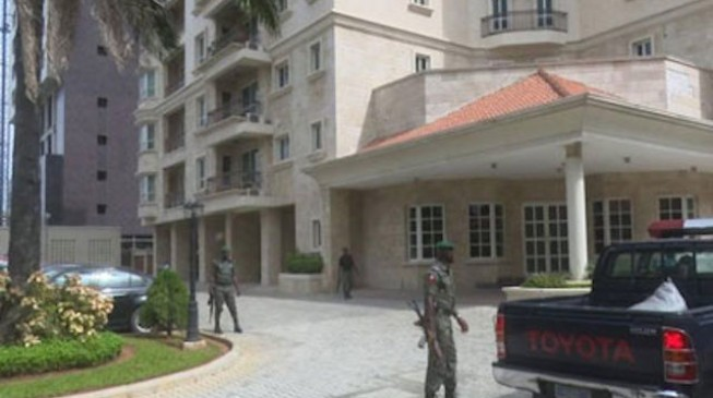 EFCC: Wife of suspended NIA DG bought 'Ikoyi flat of dollars' for N360m