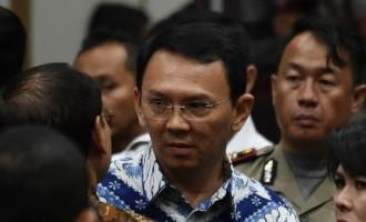 Indonesian Christian gov jailed for blasphemy against Islam