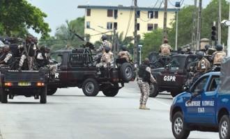 Don't support mutineers, Nigerian govt tells Ivorians