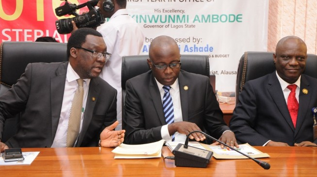 Lagos annual budget may hit  N1 trillion by 2018, says commissioner