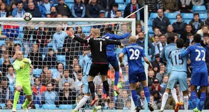 Iheanacho unlisted, Musa benched, Ndidi stars as Leicester lose to City