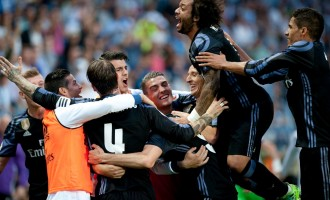 Real Madrid pip Barcelona to La Liga title