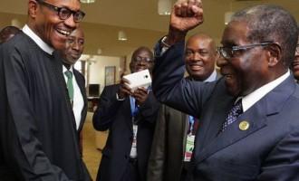 Mugabe: Zimbabwe more developed than Nigeria