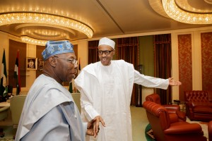 Image result for https://www.thecable.ng/i-still-hold-him-in-high-esteem-buhari-hails-obasanjo-at-82