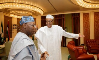 Obasanjo: I won't stop criticising Buhari… I'm his boss