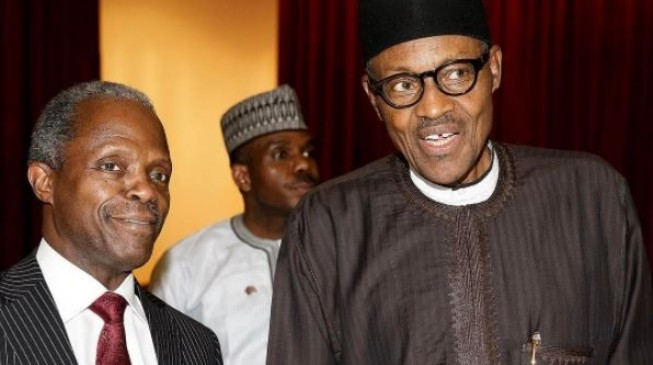 'APC will take 10m Nigerians out of poverty in 10 years' — Osinbajo contradicts Buhari