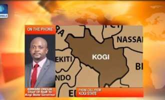 EXTRA: Chief of staff 'boasts' about Kogi owing 12 months' salaries