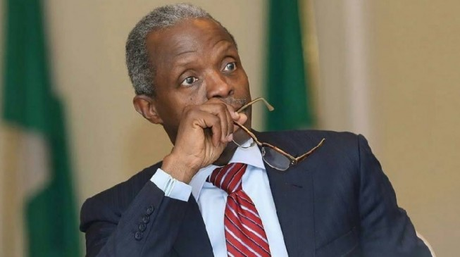 Twitter unverifies Osinbajo's account, deletes 2,399 tweets
