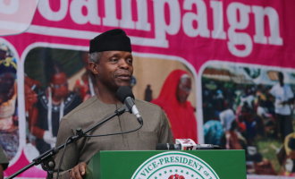 Osinbajo: Those making marginalisation charges want political appointment