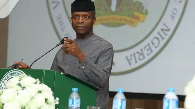 Osinbajo: I didn't beg to be VP, I can leave the position at short notice