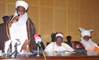 Sultan: Almajiri system not Islamic… it represents poverty