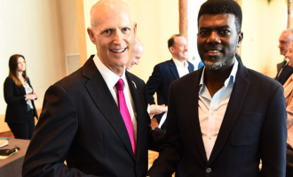 Omokri: Buhari's absence is good for the economy