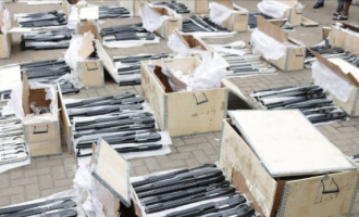 Reps want NSA, DSS to probe importation of illegal firearms