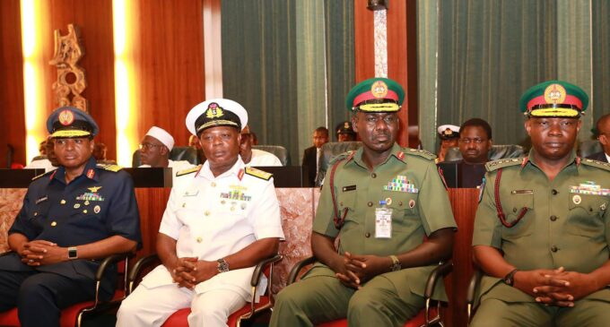 Senators demand sack of service chiefs, ask Buhari to declare emergency on insecurity