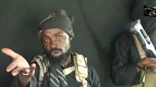 Shekau gives condition for Chibok girls' release, threatens to attack Buhari